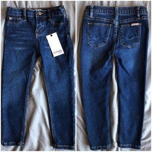 NWT Girls Hudson Skinny Jeans